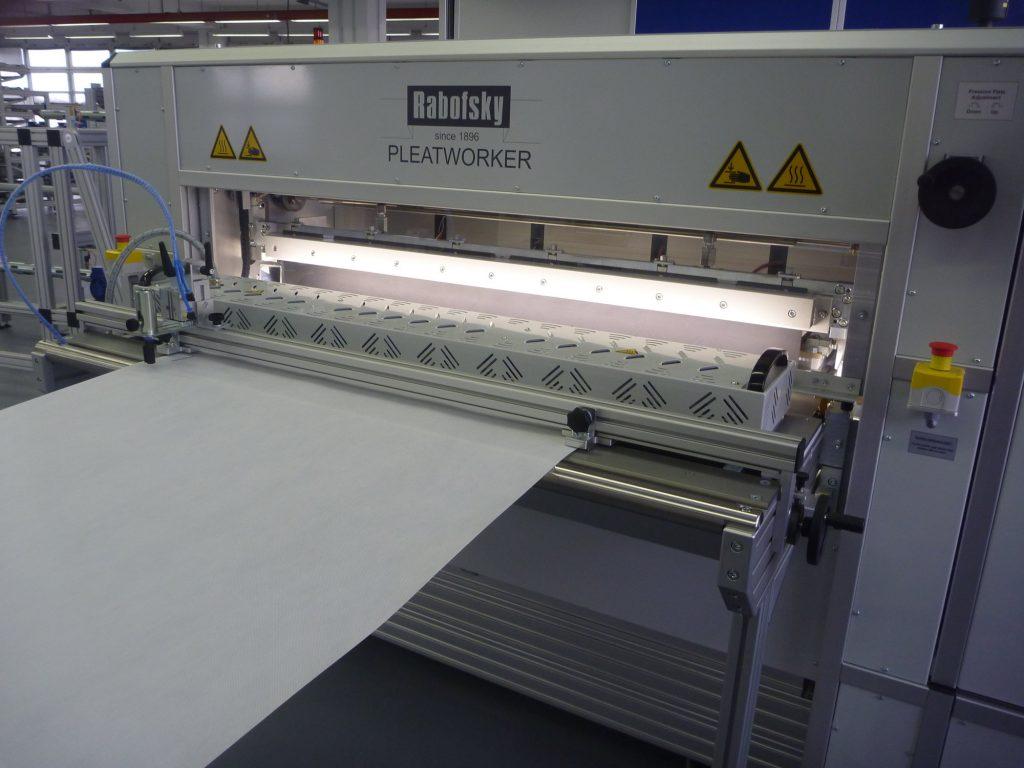 Rabofsky Faltmaschine